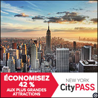 Le City Pass à New York