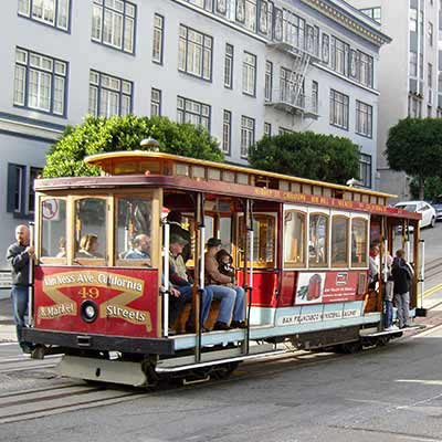 Muni & Cable Car 7-Day Passport